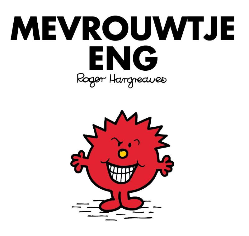 Mevrouwtje eng