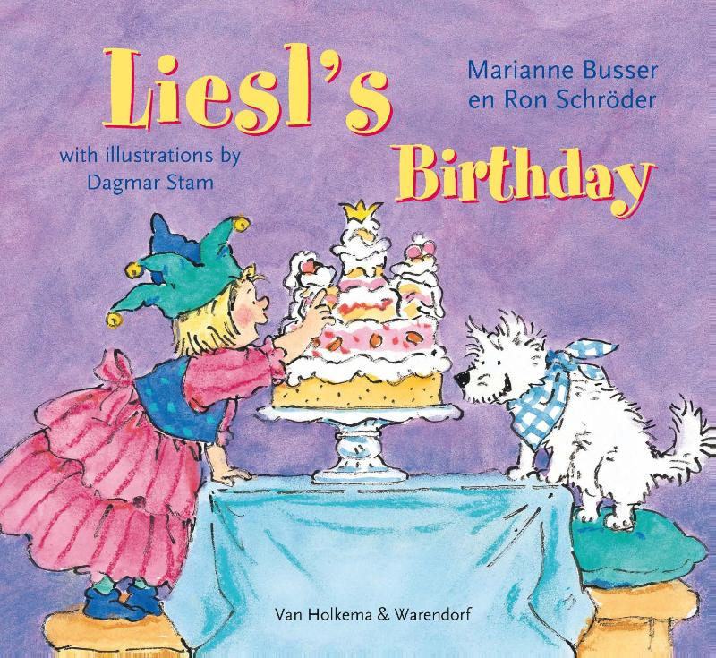 Liesl's birthday