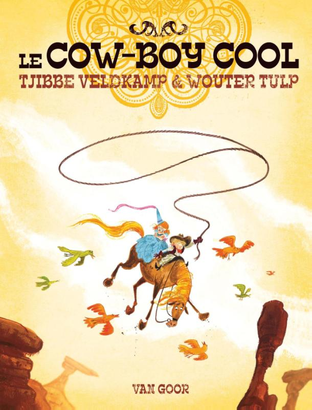 Le cow-boy cool