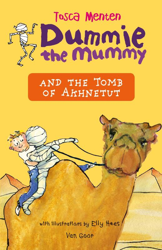 Dummie the Mummy and the Tomb of Akhnetut