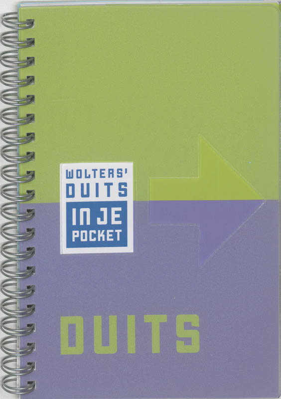 Wolters' Duits in je pocket