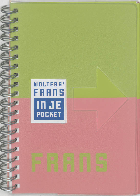 Wolters' Frans in je pocket