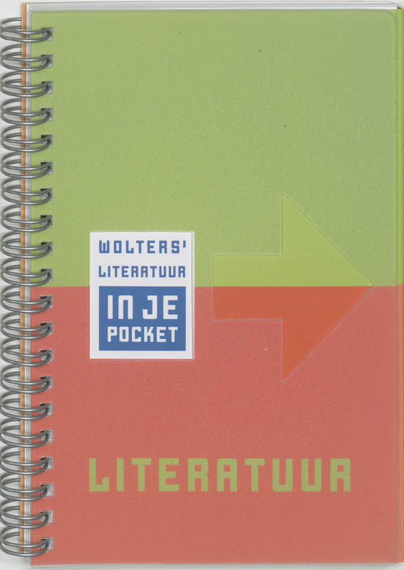 Wolters' Literatuur in je pocket