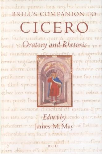 Brill's Companion to Cicero