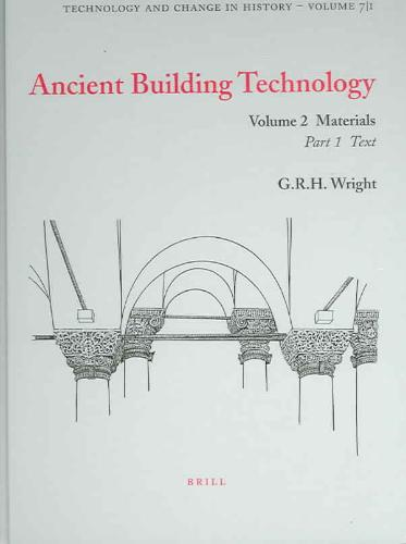 Ancient Building Technology Materials