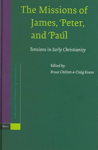 The Missions Of James, Peter, And Paul