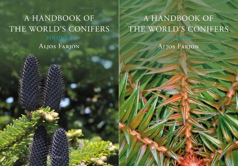 A handbook of the World´s conifers