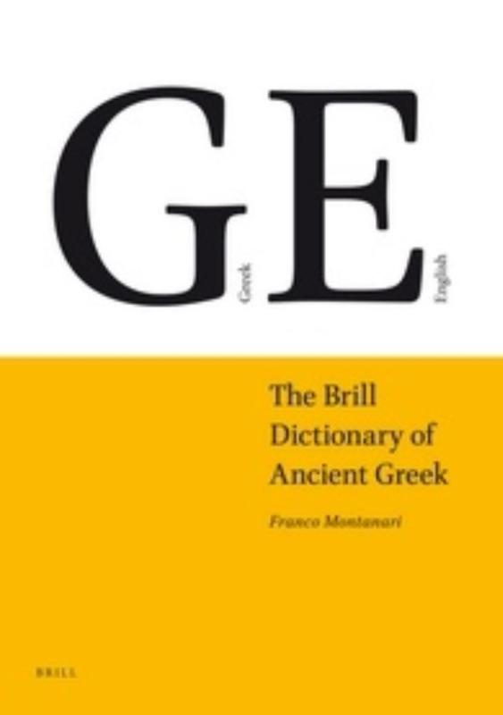The Brill dictionary of ancient Greek