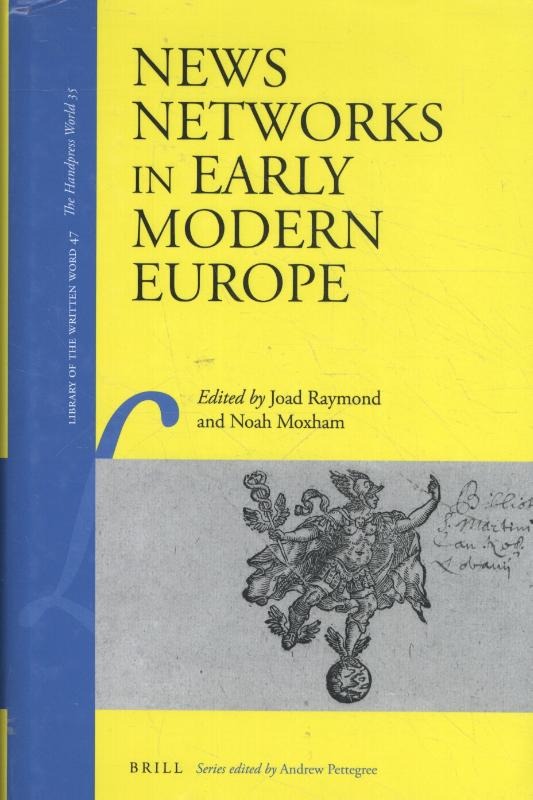 News Networks in Early Modern Europe