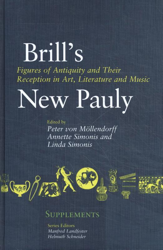 Figures of Antiquity and their Reception in Art, Literature and Music