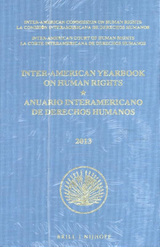 Inter-American Yearbook on Human Rights / Anuario Interamericano de Derechos