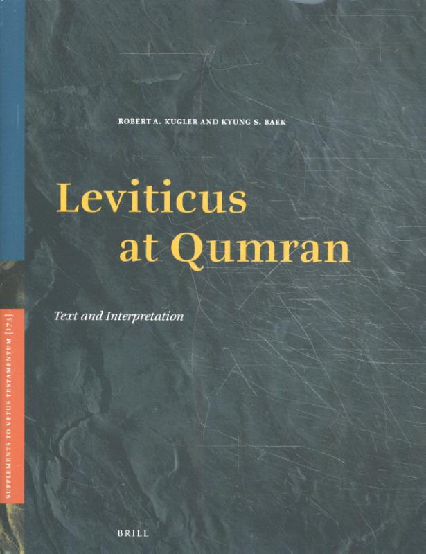 Leviticus at Qumran