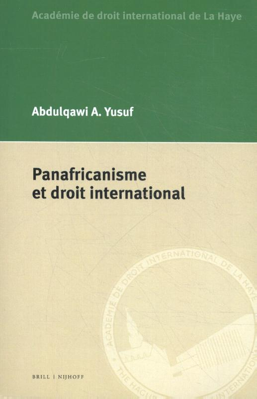 Panafricanisme et droit international