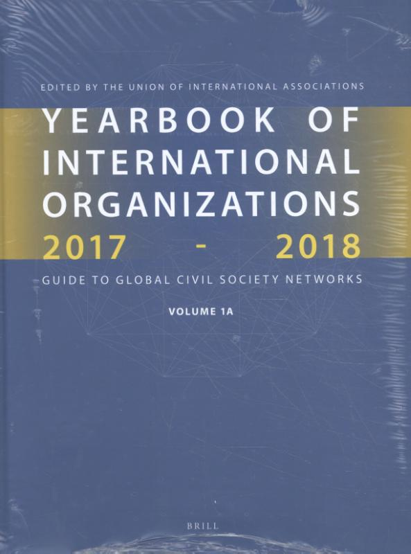 Yearbook of International Organizations 2017-2018 (set)