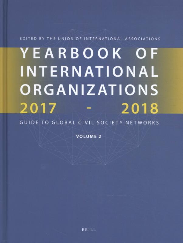 Yearbook of International Organizations 2017-2018