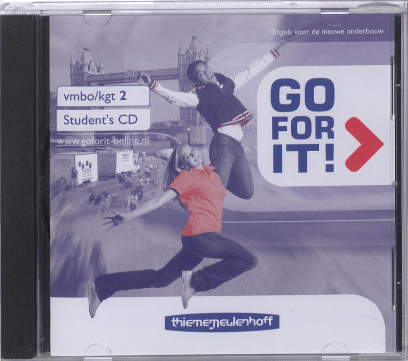 Go for it! 2nd ed 2 KGT Student's CD