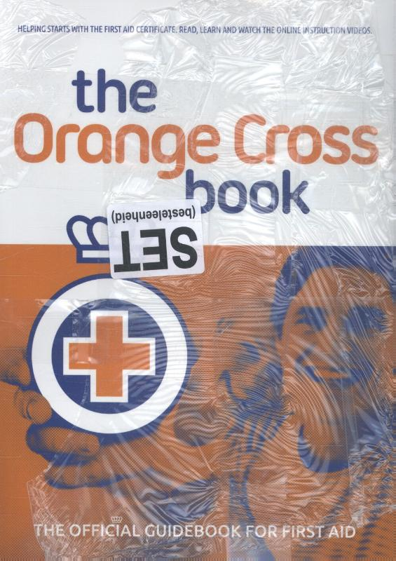 The Orange Cross practice book