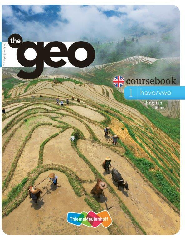 The geo coursebook