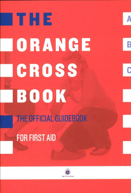 The orange cross book