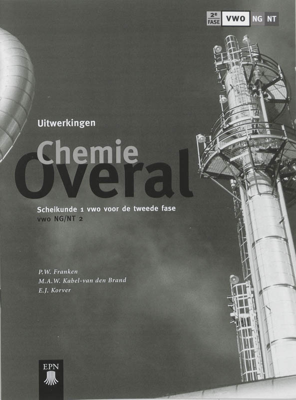 Chemie overal