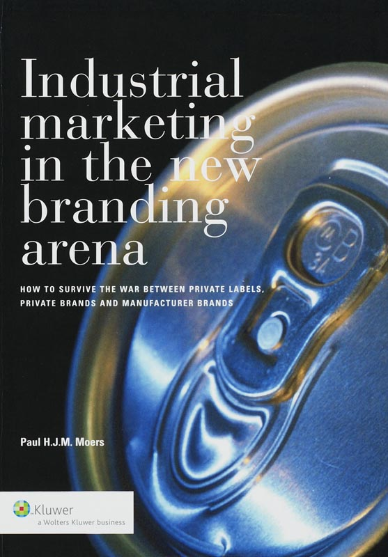 Industrial marketing in the new branding area