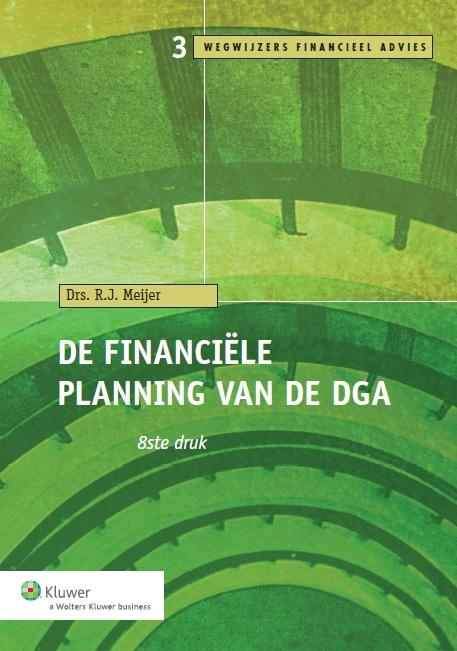 De financiele planning van de dga