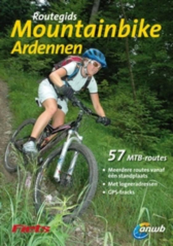 Routegids mountainbike Ardennen