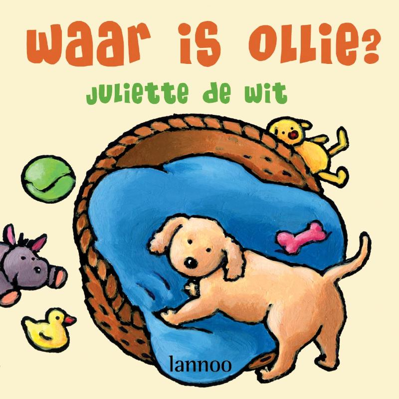 Waar is Ollie?