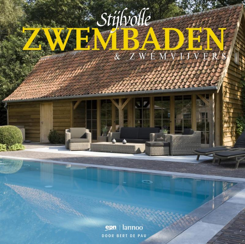 Stijlvolle Zwembaden=Piscines de caractere=Stylish swimming pools