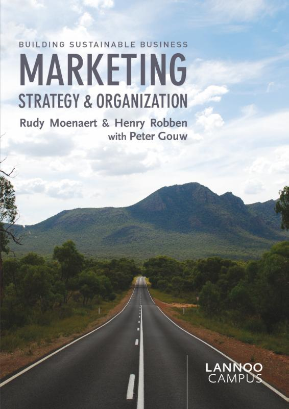 Marketing strategy & organization