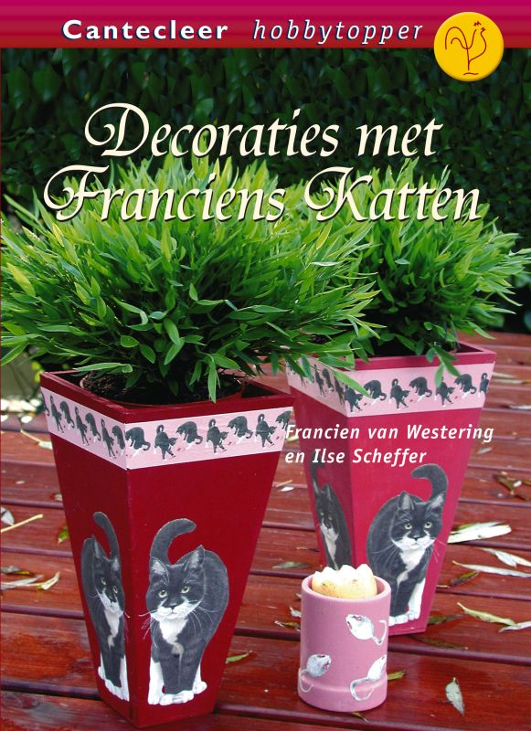 Decoraties met Franciens katten