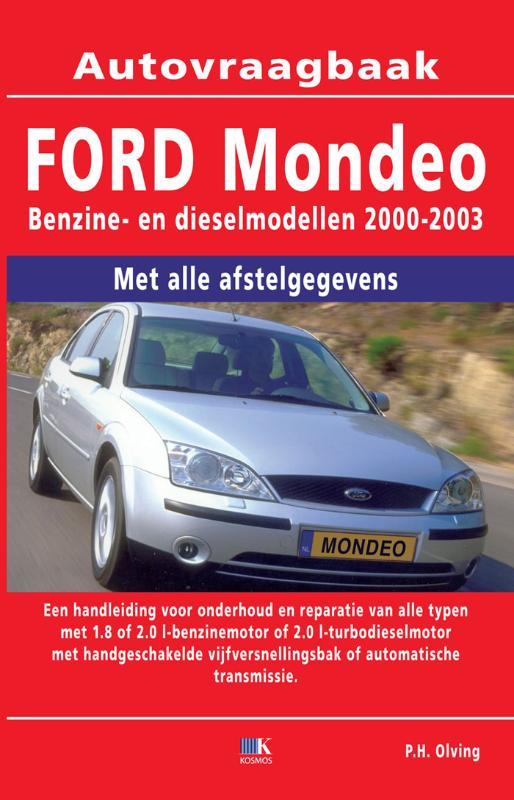 Autovraagbaak Ford Mondeo