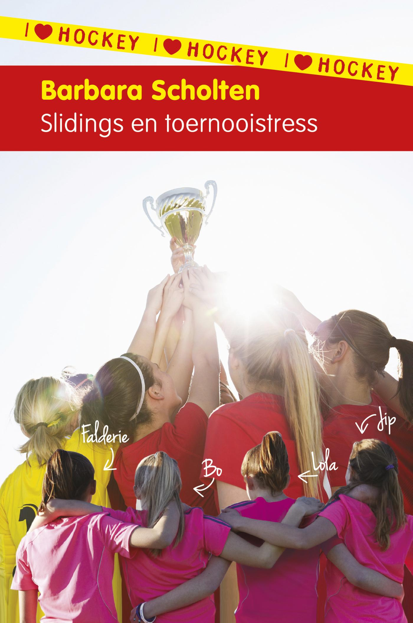 I love hockey 7: Slidings en toernooistress