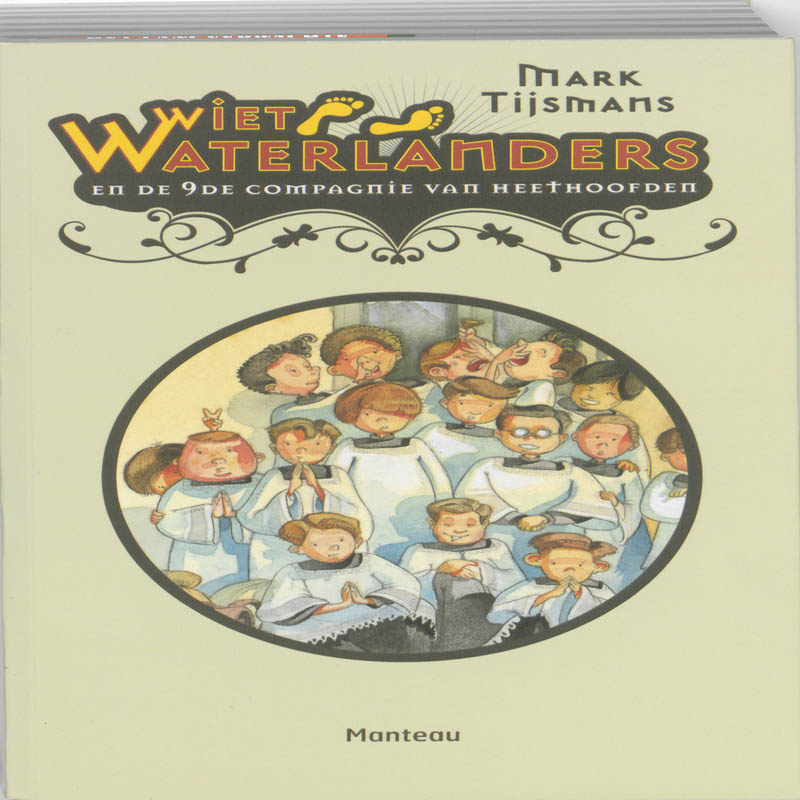 Wiet Waterlanders IV
