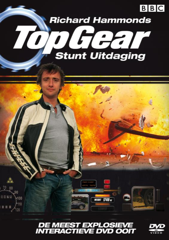 Richard Hammonds TopGear Stunt Uitdaging
