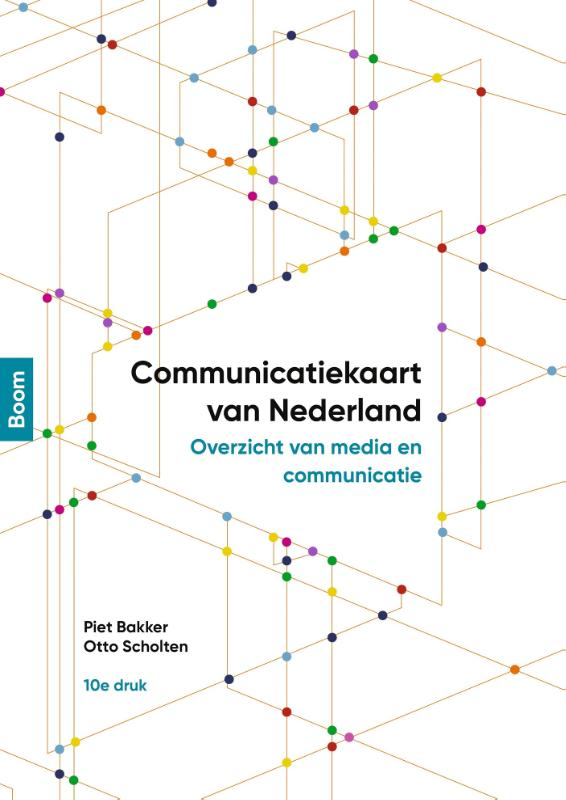 Communicatiekaart van Nederland