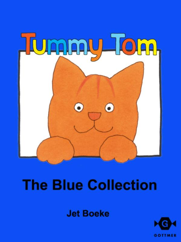 The blue collection image