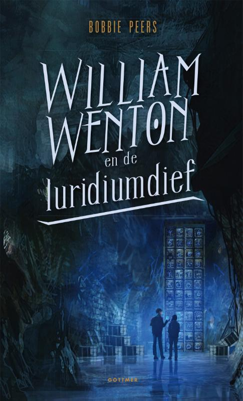 William Wenton en de luridiumdief