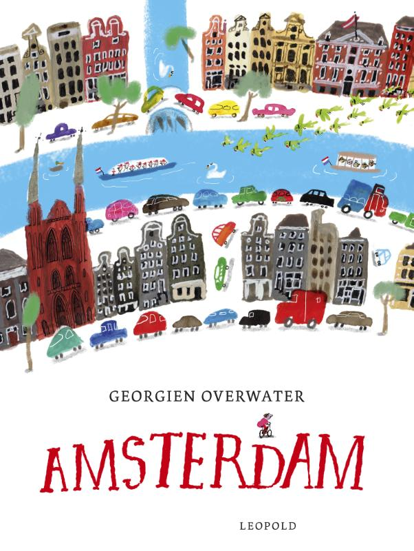 Amsterdam English edition image
