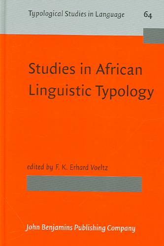Studies in African Linguistic Typology