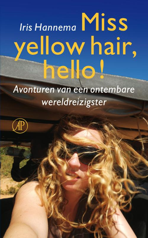 Miss yellow hair, hello!