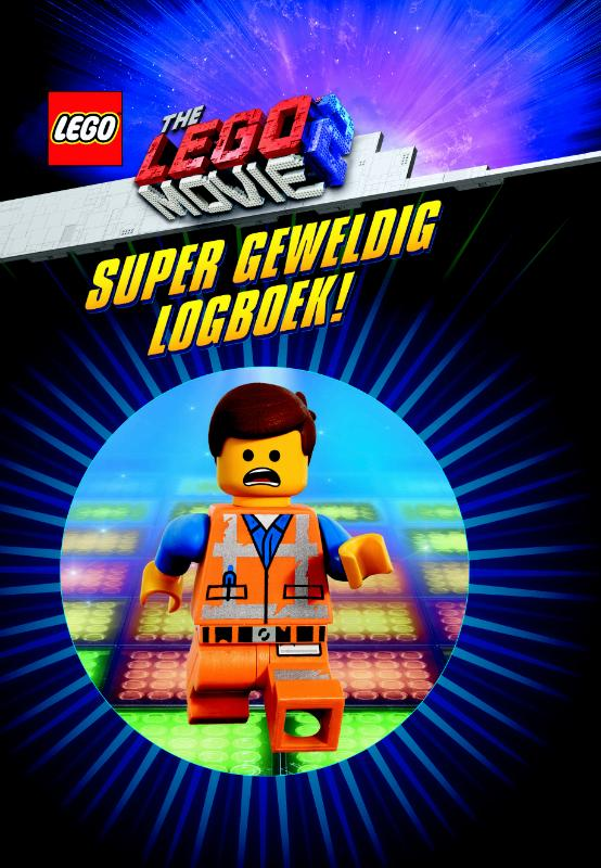 LEGO Movie 2: Super geweldig logboek