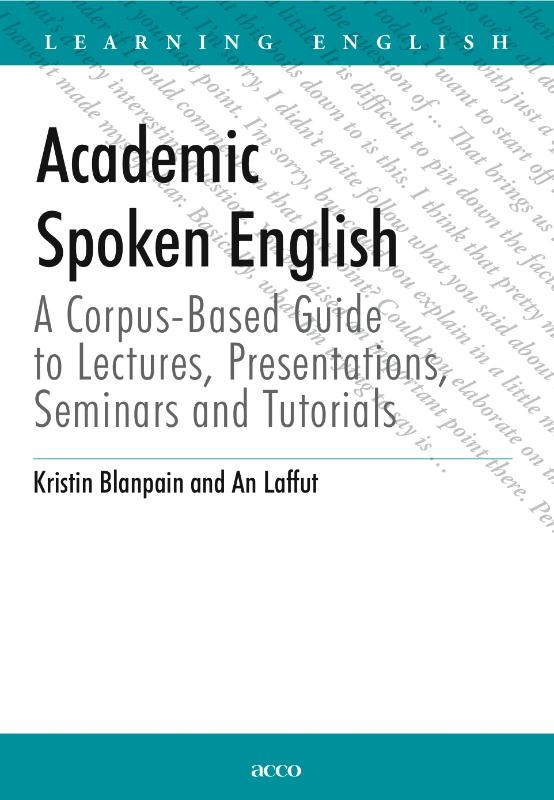 Academic spoken English