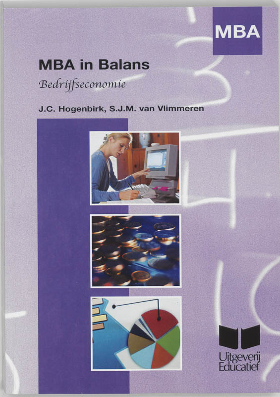 MBA in balans