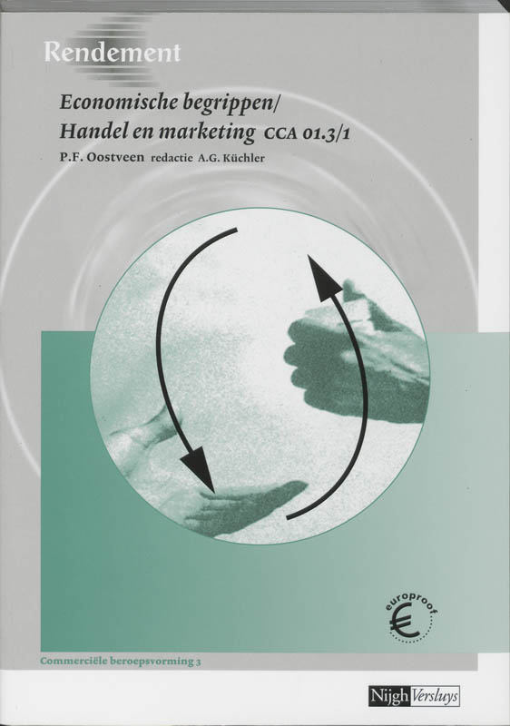 Economische begrippen/Handel en marketing