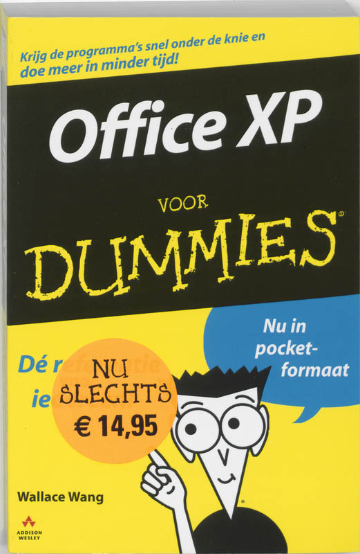 Office XP voor Dummies