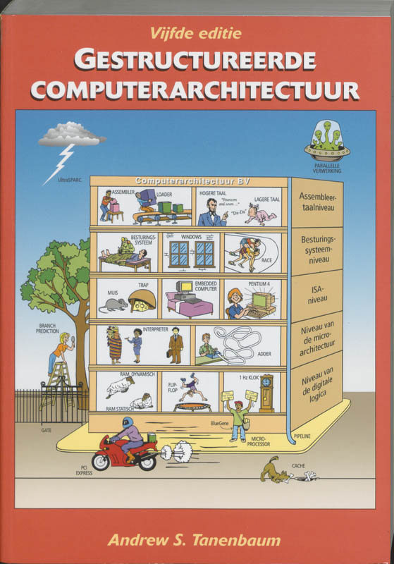 Gestructureerde computerarchitectuur