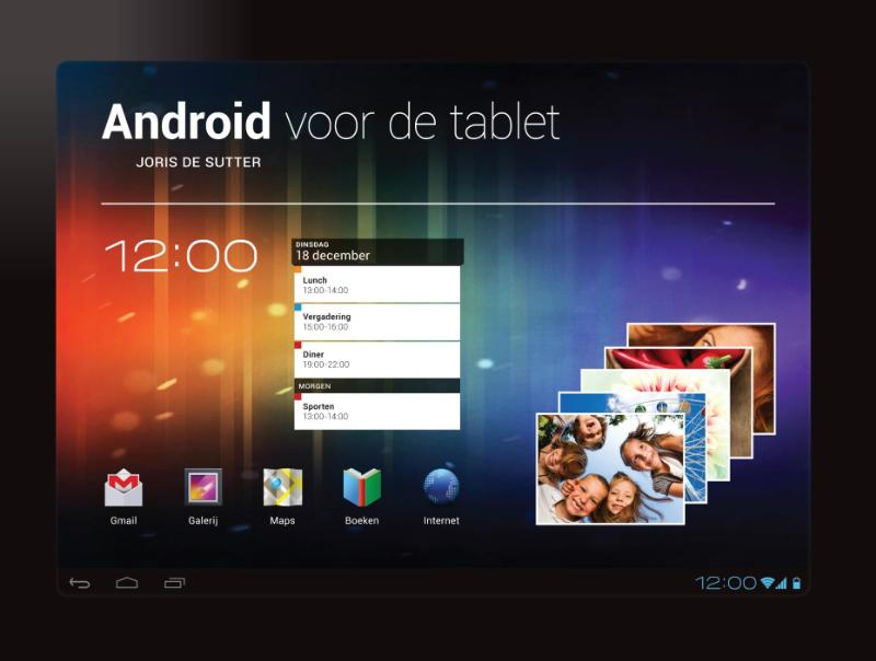 Android voor je tablet