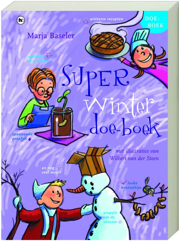 Super winter doe-boek