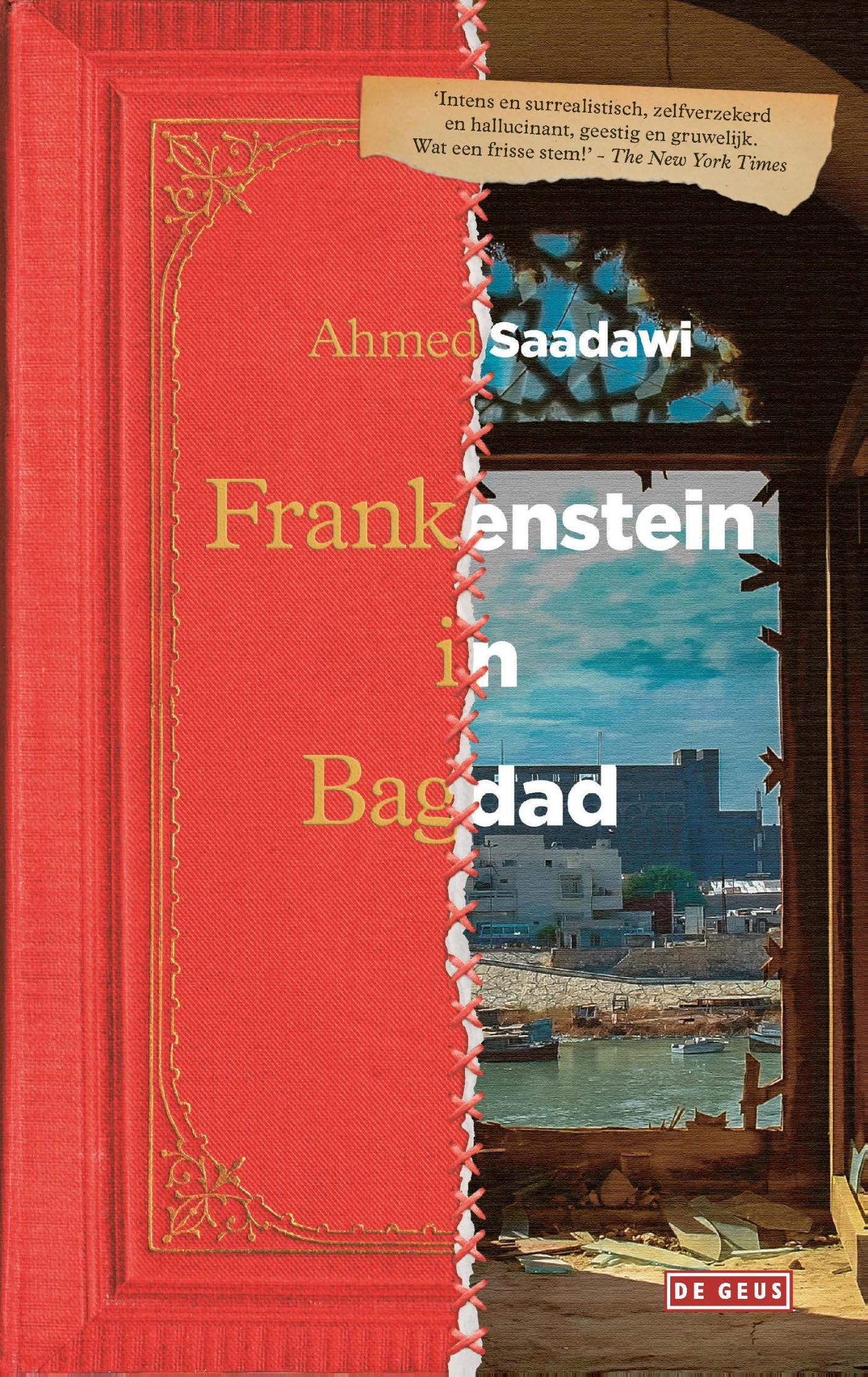 Frankenstein in Bagdad